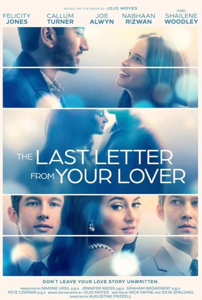 The Last Letter from Your Lover | จดหมายรักจากอดีต (2021)